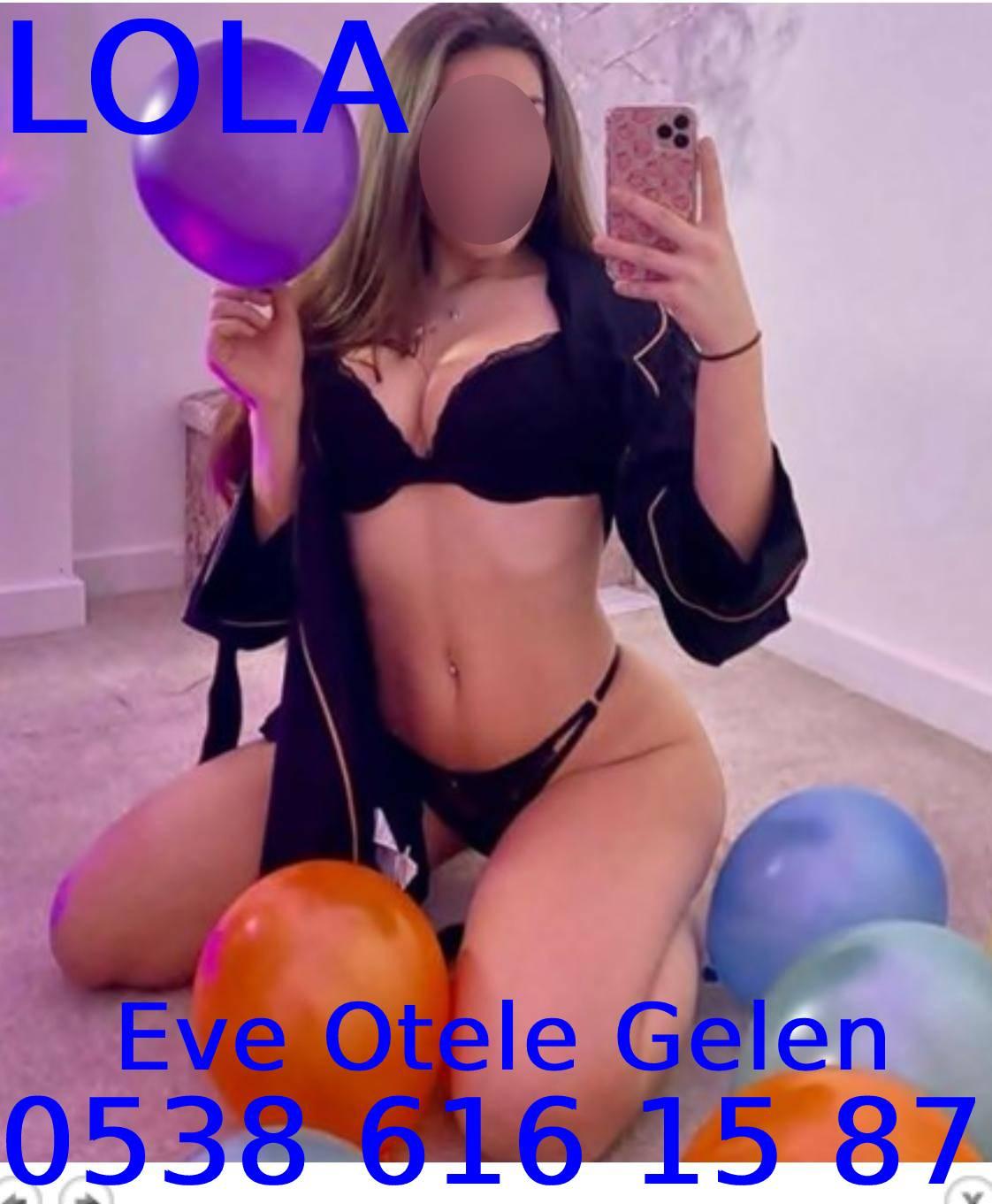 Ankara otele eve gelen escort Lola