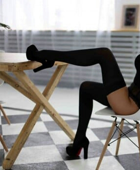 Otele Ofise Gelen Elit Rus Milena