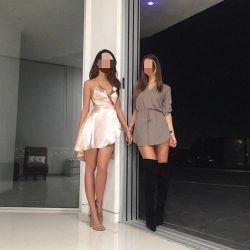 Grup escort Tanya ve Lainna